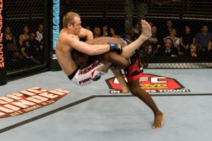 A takedown requires a good set up... Many use Striking to set it up...