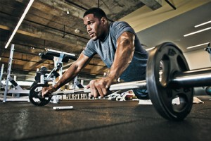 Barbell Roll