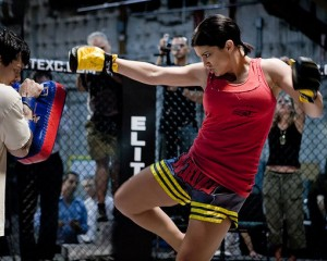 Gina Carano made MMA popular amongst women...