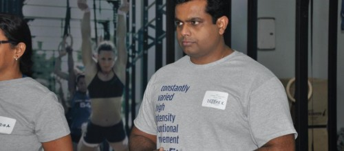 MMA Strength and Conditioning Coach: Deepak