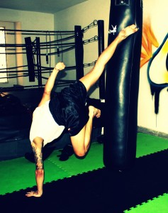 Kick Boxing at Crosstrain