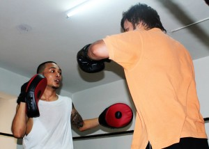 Personal training for Boxing