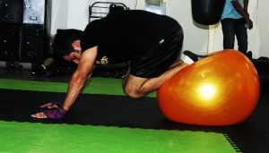 Core Conditioning at CFC (Crosstrain)