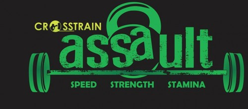 Crosstrain Assault- Getting fit the right way