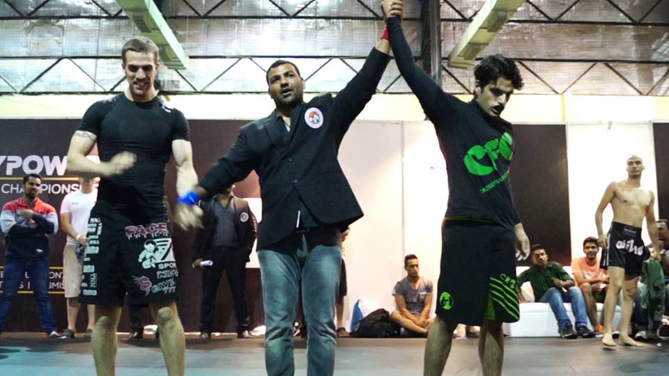 Siddharth Singh wins Gold at BJJ Bodyexpo mumbai 2015