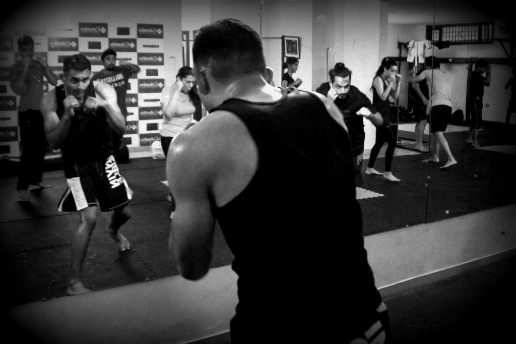Crosstrain Fight Club New Delhi